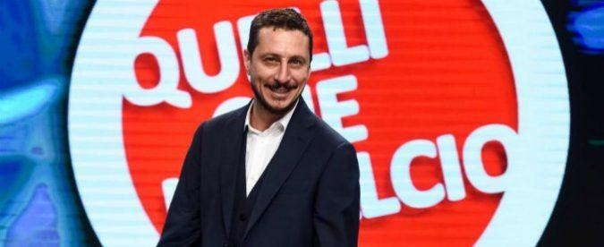 Luca Bizzarri ammette di essere 'analfabeta'. Il suo esordio a Palazzo Ducale è senza fantasia