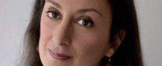 """Malta, giornalista uccisa da autobomba: indagò sulla corruzione del governo. Il suo ultimo post mezz'ora prima di morire: """"Situazione disperata"""""""