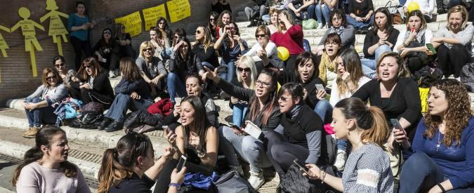 Donne e lavoro, il caso delle dimissioni: nel 2016 quasi 30mila hanno lasciato per difficoltà a conciliare occupazione e figli