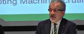 """Referendum Lombardia, Maroni: """"Nella trattativa con il governo anche le questioni fiscali. Giocheremo partita senza gomitate"""""""