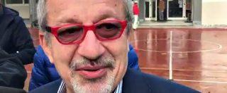 """Referendum Lombardia, Maroni al seggio: """"Affluenza? Obiettivo 35%. È occasione storica"""""""