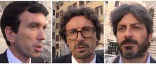 """Legge Elettorale, l'imbarazzo di Martina (Pd): """"Fiducia? Vedremo…"""" Toninelli (M5S): """"Atto eversivo"""""""