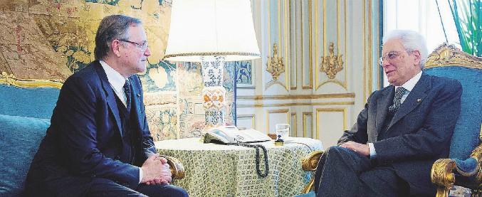 """Bankitalia, Mattarella: """"Tutelare interessi Paese"""". Renzi: """"Pd non è responsabile"""". Via Nazionale: """"Agito col governo"""""""