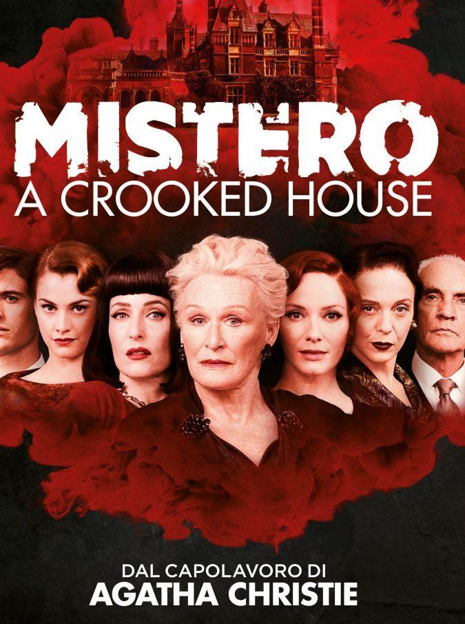Mistero a Crooked House, il film da uno dei romanzi più amati da Agatha Christie – La clip in esclusiva