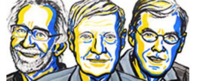 Nobel per la Chimica a Dubochet, Frank e Henderson per la microscopia crioelettronica