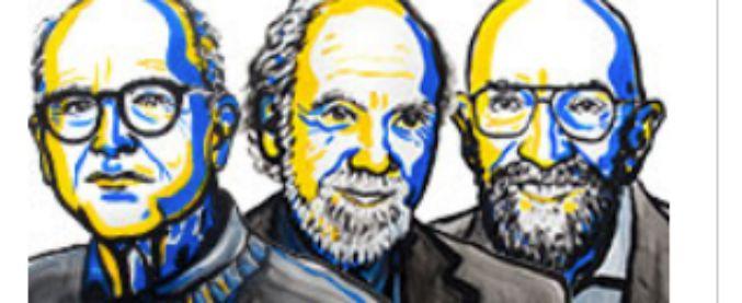 Premio Nobel per la Fisica, premiati Weiss Barish e Kip Thorne gli scienziati delle onde gravitazionali