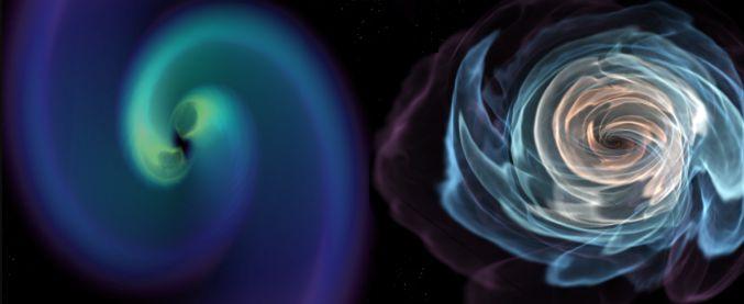 Nature, l'astrofisica Marica Branchesi nella top 10 degli scienziati del 2017: ha captato le onde gravitazionali
