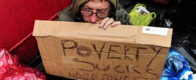 'Guai ai poveri', anche questo è l'America. E l'Europa deve capirlo