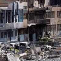L'ospedale di Raqqa