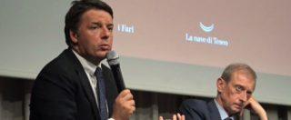 """Legge elettorale, Renzi contro il Fatto: """"Ma quale Fascistellum. Fiducia? Nessun colpo di mano"""""""