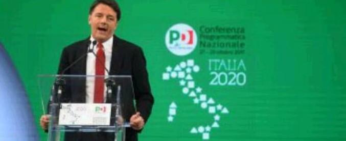 """Renzi: """"No veti né a sinistra né al centro. Ma non rinunciamo alle nostre idee. Se Pd va male, larghe intese più probabili"""""""