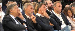 """Pd, a Napoli sfilano i big tra silenzi e imbarazzi: """"Ministri assenti al Cdm? Nessun problema col governo"""""""