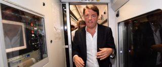 """Bankitalia, Renzi: """"Visco riconfermato non è sconfitta del Pd. Ingerenza? Come Prodi nel 2005"""""""