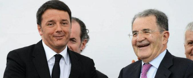 """Elezioni, Prodi: """"Voterò il centrosinistra. Liberi e uguali non è per l'unità"""". Grasso: """"Siamo divisi per colpa di Renzi"""""""