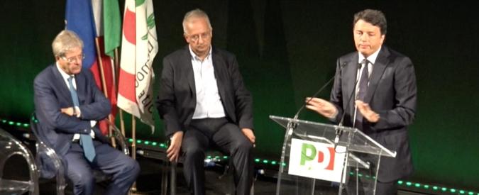 """Bankitalia, Renzi alza la posta: """"Su crisi Pd non ha niente da nascondere. Mozione anti Visco? Governo ha chiesto di cambiare"""""""