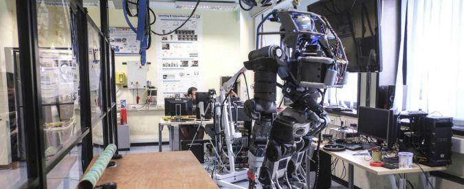 I robot ci rubano lavoro (e diritti)? Muoviamoci prima che sia tardi
