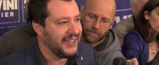 """Referendum autonomia, Salvini: """"Perché Renzi e Grillo stanno in silenzio? Ora autonomia anche al sud"""""""