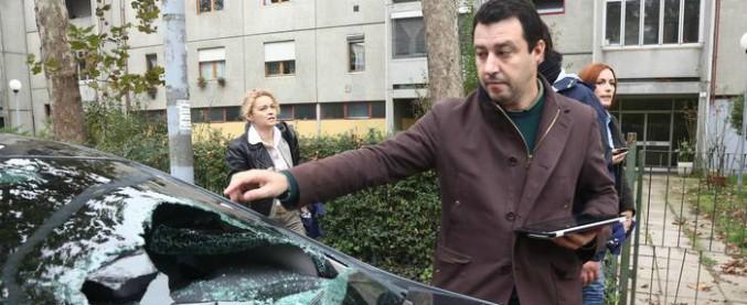 """Salvini, """"l'autista accelerò verso i manifestanti per legittima difesa"""": la Procura ha chiesto l'archiviazione"""