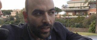 """Ius Soli, Saviano vs Minniti: """"Legge entro legislatura? Non basta. Sembra un velo per coprire cosa ha fatto in Libia"""""""