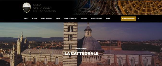 Siena, si indaga sull'appalto per le attività di valorizzazione del Duomo: dichiarazioni dei redditi false per non pagare le tasse