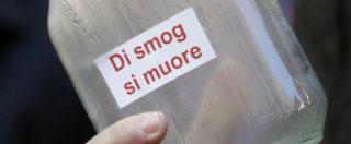 Smog, concentrazione di biossido di azoto vicino a 10 scuole di Roma. Appello di Greenpeace a quattro sindaci