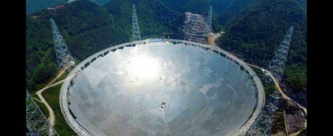 Cronache pechinesi, le trottole stellari del più grande radiotelescopio al mondo
