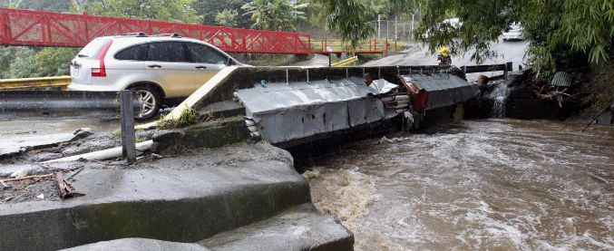 Nate, tempesta tropicale colpisce Costa Rica, Nicaragua e Honduras: 22 morti