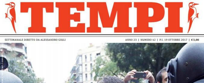 """Editoria, chiude il settimanale Tempi: sarà solo online. """"Facciamo un passo indietro per ragioni economiche"""""""