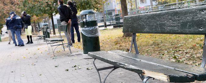 Torino, clochard aggredito e bruciato in un giardino pubblico. Fermato un uomo