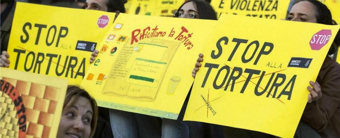 Comitato contro la tortura di Ginevra, dove l'Italia potrà vantarsi di una legge brutta