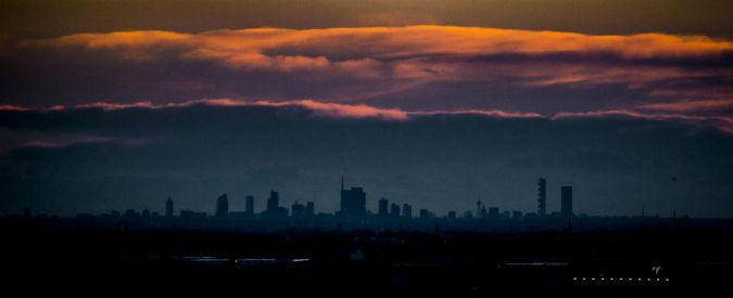 Tramonto a Milano, ecco cosa ha trasformato i cieli del Nord Italia in un dipinto di Edvard Munch
