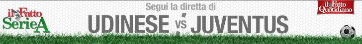 UDINESE-JUVE