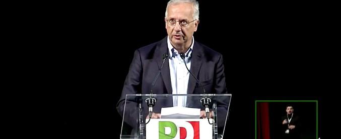 """Pd, Veltroni: """"La destra estrema non è populismo ma un pericolo. I dem hanno compiuto gravi errori con il M5s"""""""