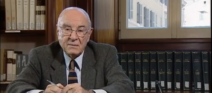 """Addio Villari, sui suoi libri hanno studiato generazioni di studenti. Franceschini: """"L'Italia perde grande intellettuale"""""""