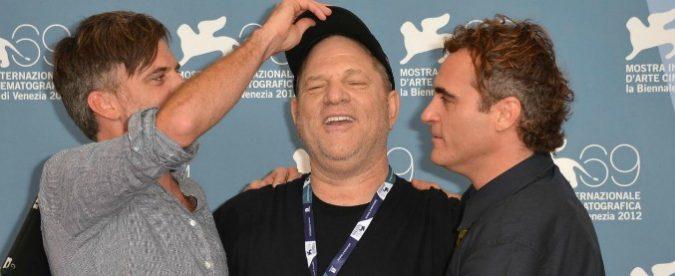 Caso Weinstein, anche i divi di Hollywood che hanno taciuto sono colpevoli