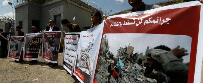 Yemen, l'Onu indagherà sui crimini di guerra. Meglio tardi che mai