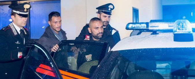 """Ostia, Spada resta in carcere (con l'aggravante mafiosa). Al giudice dice: """"Una fesseria, ma sono stato provocato"""""""