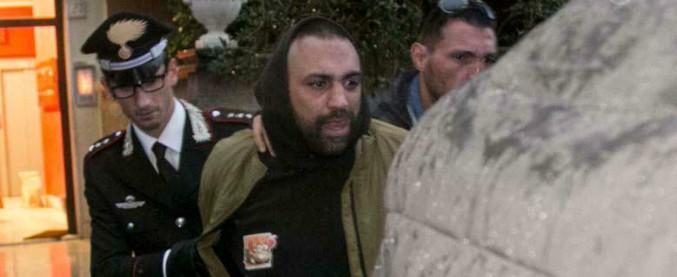 Roberto Spada, a processo con il complice per l'aggressione al giornalista di Nemo