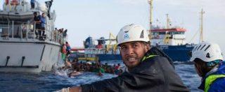 """Migranti, la testimonianza: """"Il 6 novembre ho visto gente che annegava mentre i guardacoste libici andavano via"""""""