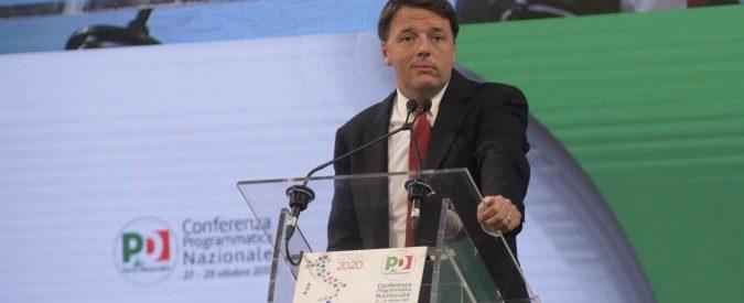 È Natale: Renzi ci ripensa e molla tutto. 'Lancerò un nuovo smartphone'
