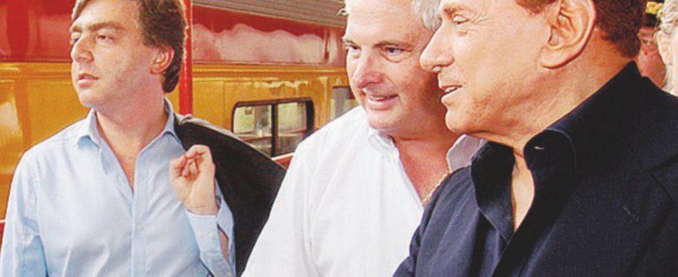 Lavitola per 2 mesi vicino di casa di Berlusconi