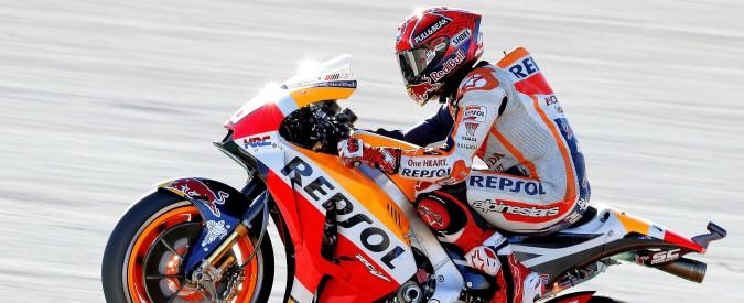 MotoGp, Marquez in pole a Valencia. Dovizioso tenterà l'impresa mondiale partendo dalla nona posizione