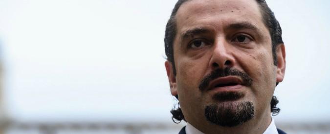 Libano, dietro le dimissioni del premier Hariri e le accuse all'Iran c'è l'Arabia Saudita. Che vuole Israele contro Teheran