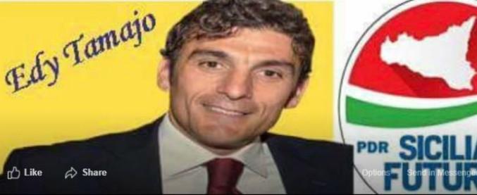 """Sicilia, avviso di garanzia al re delle preferenze Edy Tamajo, sostenitore di Micari: """"Voti comprati alle regionali"""""""