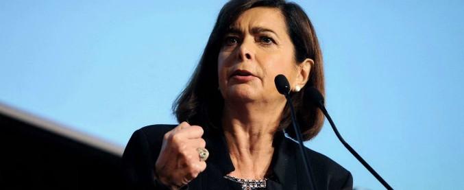 """Camera, no alla riforma del regolamento. Boldrini: """"Poca coerenza da chi ha dato il via libera a quella del Senato"""""""