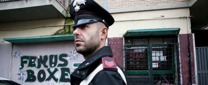 """Ostia, le accuse dei pm: """"Spada non sapeva rispondere al cronista: sconfitta inaccettabile davanti alla sua gente"""""""