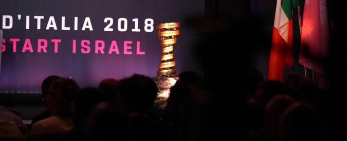 Giro d'Italia, perché per me non deve partire da Israele