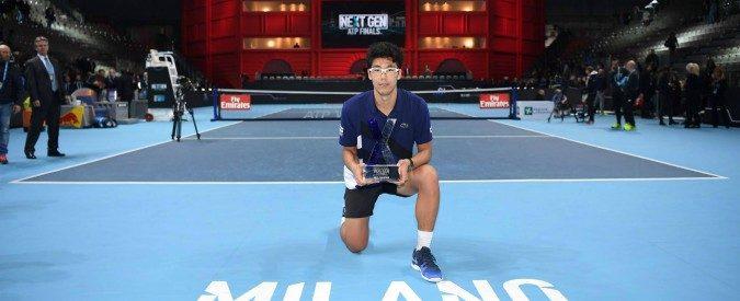 Nextgen Atp Finals a Milano: più spettacolo che tennis