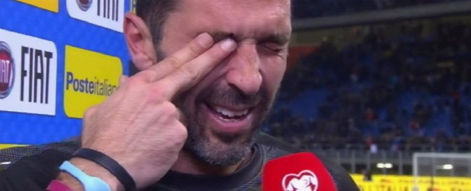 """Italia-Svezia 0-0, Ventura: """"Chiedo scusa agli italiani, ma non mi dimetto"""". Buffon e De Rossi dicono addio alla nazionale"""