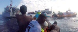 Migranti, il filmato che accusa la Libia: frustate sul ponte e persone gettate in mare nel video integrale di Sea Watch
